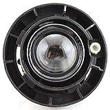 05 equinox alternator - Discount Starter and Alternator GM2592149 Chevrolet Cobalt Replacement Fog Light Pair Plastic Lens With Bulbs