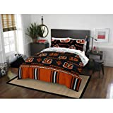 Official Cincinnati Bengals Bed in Bag Set Queen