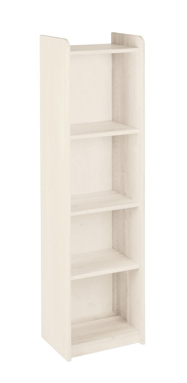 BioKinder 22174 Lara Regal Bücherregal aus Massivholz 160 x 44 x 35 cm