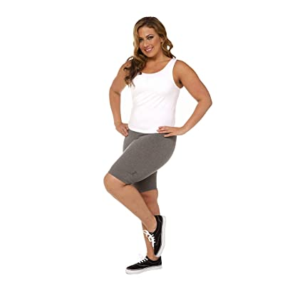 A Big Attitude Women's Plus Size Performance Bike Shorts
