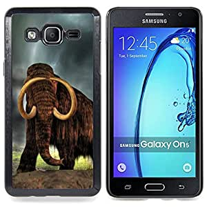 Stuss Case / Funda Carcasa protectora - Mammoth Majestic - Samsung Galaxy On5 O5
