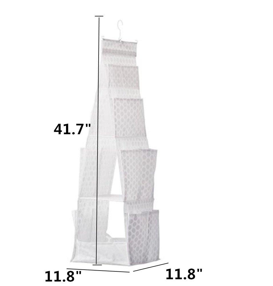 Amazon.com: IKEA SKUBB Organizador de Almacenamiento con 5 ...