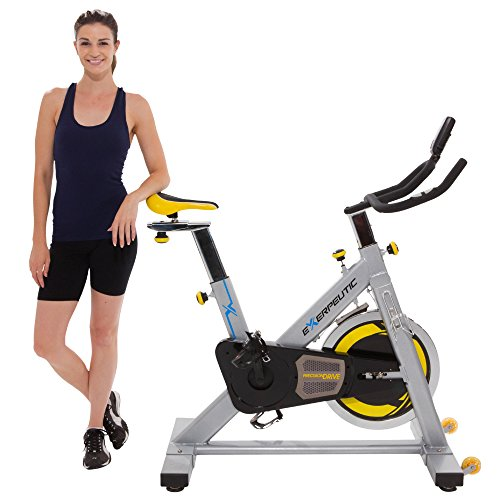 Exerpeutic LX905 Training Cycle with Computer and Heart Pulse Sensors