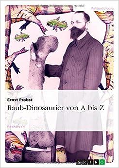 Book Raub-Dinosaurier von A bis Z