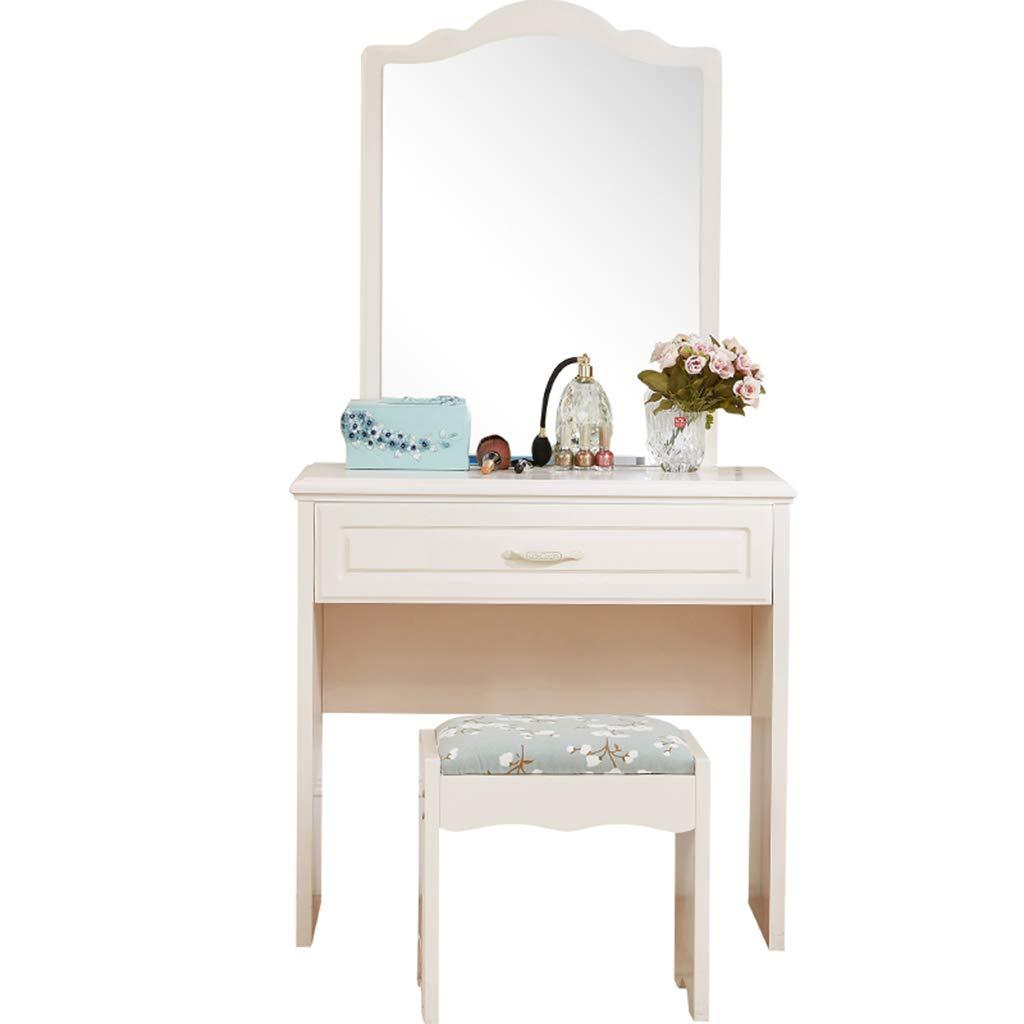 Dressers dressing tablesbedroom dressing tables solid wood dressing tables simple makeup tables mini flip dressing tables bedroom desks white color