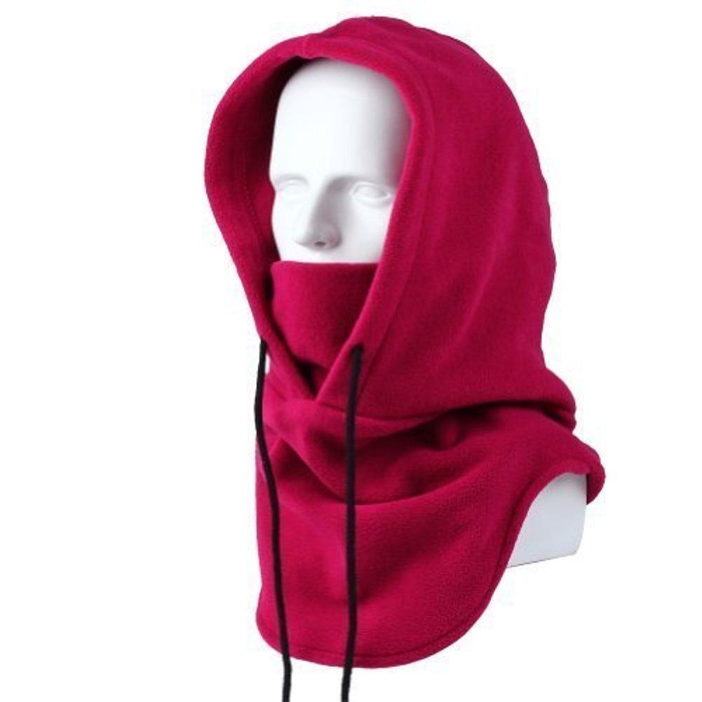 Men Women Winter Fleece Balaclava Tactical Cold Weather Face Mask Balaclava KEC HY-001-1