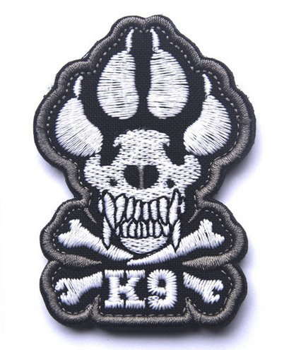 War Patch - 9