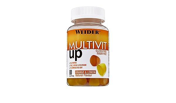 Weider Vitaminas sin Gluten Multivit - 100 gr: Amazon.es: Salud y cuidado personal