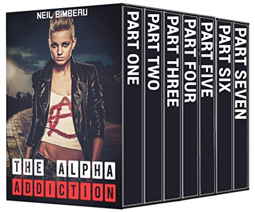 [B.E.S.T] The Alpha Addiction: The Complete Series<br />T.X.T