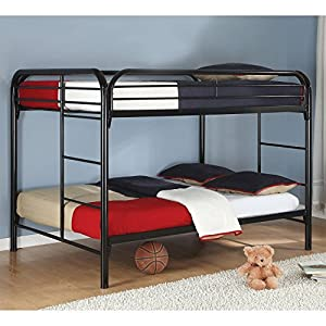 Coaster Furniture Fordham Full over Full Bunk Bed