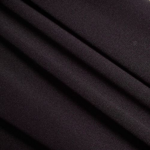 Dri Fit Active Wear Fabric by The Yard - Black Stretchy Wicking Fabric Nike
