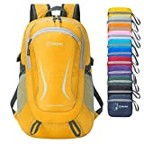 ZOMAKE Ultra Lightweight Hiking Backpack - Packable Durable Water Resistant Travel Backpack Daypack
