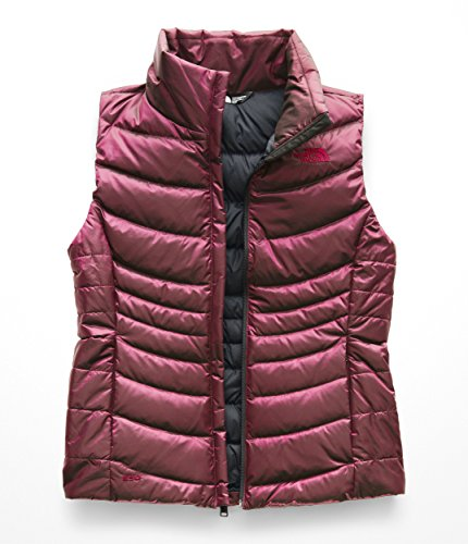 The North Face Women's Aconcagua Vest II - Shiny Atomic Pink - M ()