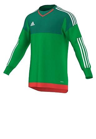7d91aeb22c9a45 Adidas Top 15 Goalkeeper Mens Soccer Jersey XL Green-White-Bright ...