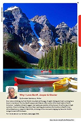 Lonely Planet Banff, Jasper and Glacier National Parks (Travel Guide)