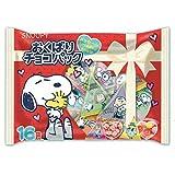 【スヌーピー】おくばりチョコパック お菓子付ギフト [624992]