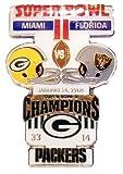 Super Bowl II Oversized Commemorative Pin