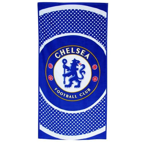 Chelsea Bullseye Beach Towel from Home Win