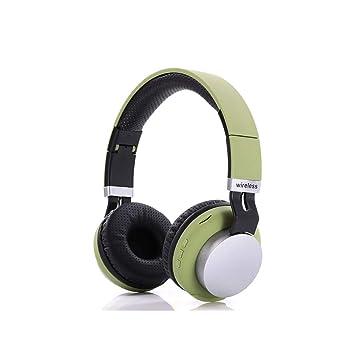 GLXLSBZ Auriculares Inalámbrico Diadema, Cascos Bluetooth ...