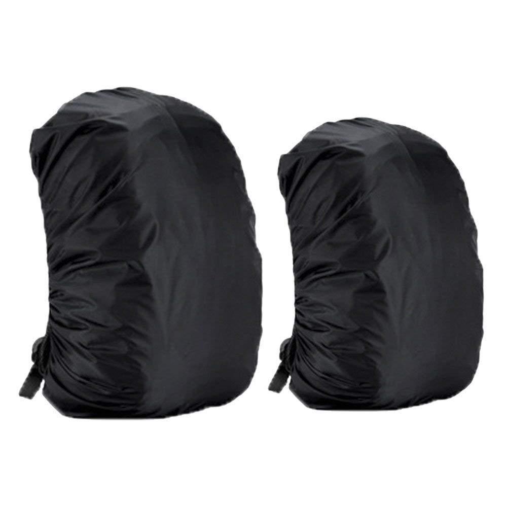 35L plus 45L Zwei in Einem Dricar 2 St/ück Rucksackcover Regenh/ülle Regenschutz Qualit/äts Camping Wandern Rucksack Wasserdichte Regenschutz