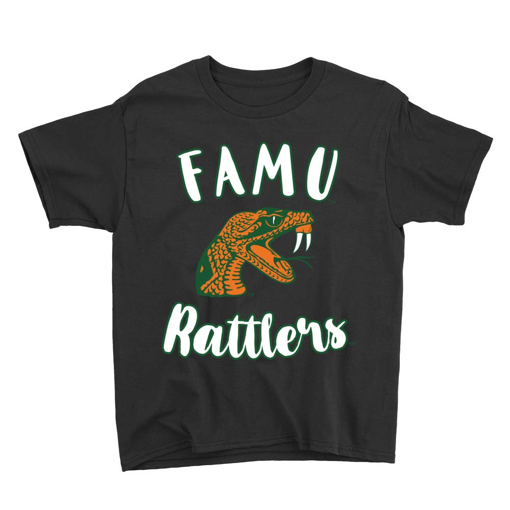 RYLFAM02 Youth T-Shirt NCAA FAMU Rattlers
