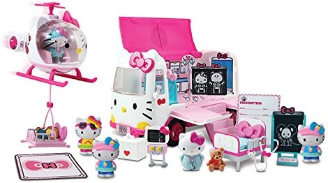 Hello Kitty Rescue Set by Hello Kitty: Amazon.es: Juguetes y juegos