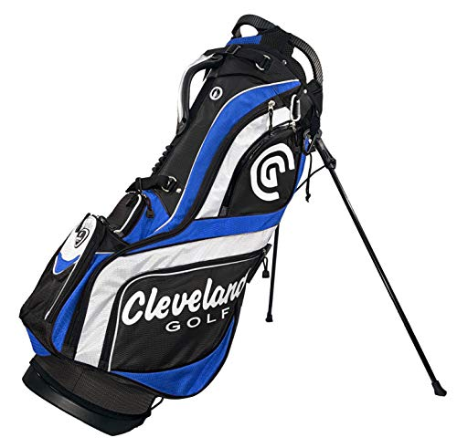 Cleveland Golf Men's Cg Stand Bag, Black