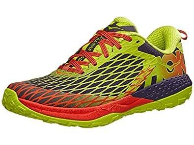 Hoka Speed Instinct Trail Running Shoes - SS17 - 8 - Yellow