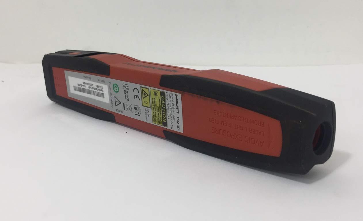Hilti pd laser entfernungsmesser messgerät m mm u nm