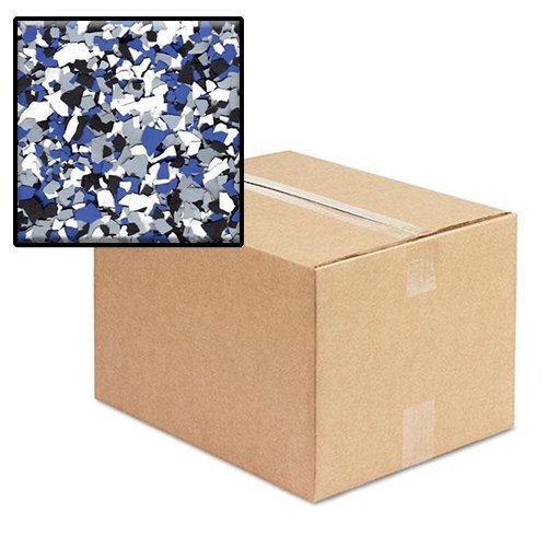 Epoxy Decorative Flakes - 25 LB Box (B-310) Box Epoxy