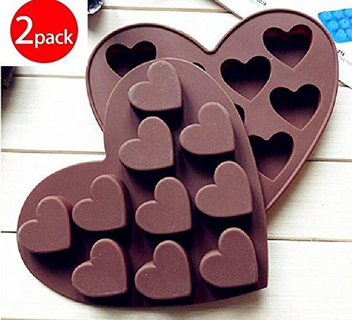 Heart Shaped Baking Tray - 2