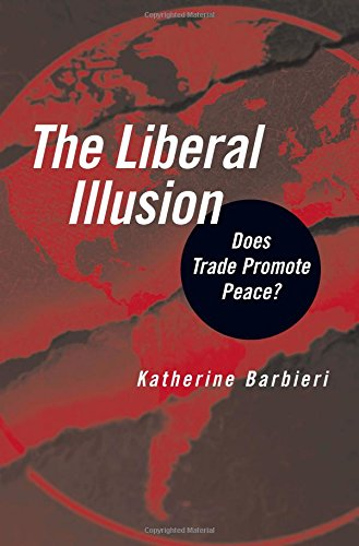 The Liberal Illusion: Does Trade Promote Peace?