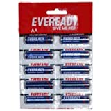 Eveready AAA Batteries (Pack of 10)