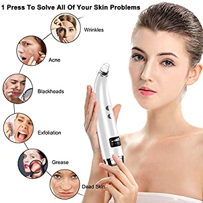 Removal Suction Beauty Device for Facial Skin