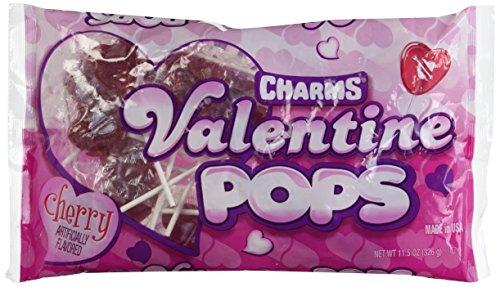 Charms Valentine Pops 11.5oz. -