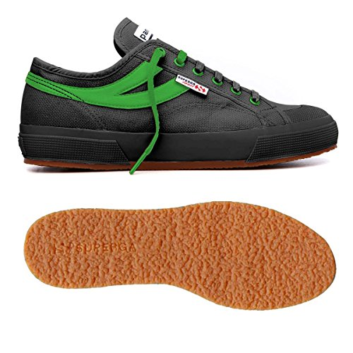 Adulto 2750 Black Superga Unisex – Cotu Panatta green Sneaker 4cfqU7w