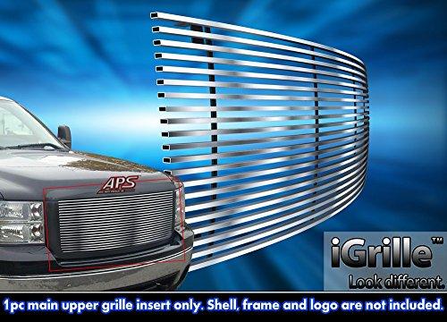 gmc billet grill - 4