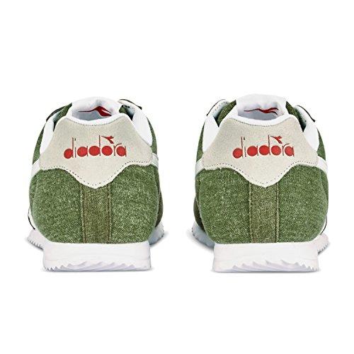 Sneaker Rosmarino Uomo Diadora C Light 70400 Jog Verde CIwIqt0Z7x