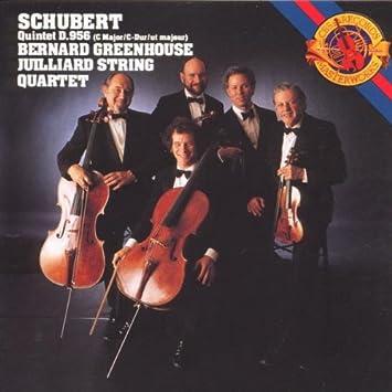 Quintett - Bernard Greenhouse, Juilliard String Quartet, Franz Schubert:  Amazon.de: Musik