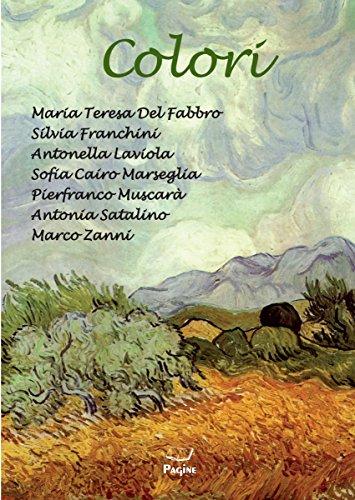 Colori 41 (Italian Edition)