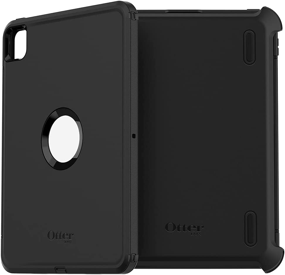 OtterBox Defender Series Case for iPad Pro 11-inch (3rd, 2nd, & 1st Gen) - Black