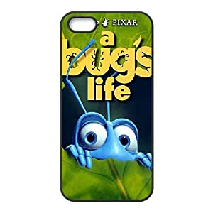 iphone5 5s phone cases Black a bug s life cell phone cases Beautiful gifts PYSY9393928