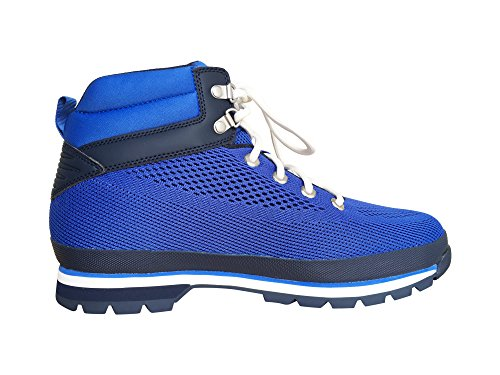 Shoe Knit Blue Timberland navy Hiker Mens Jacquard Euro Bright xqaSnHq