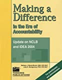 Making a Difference in the ERA of Accountability, Barbara J. Moore-Brown and Judy K. Montgomery, 1932054421