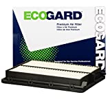 ECOGARD XA10426 Premium Engine Air Filter Fits Hyundai Sonata, Tucson / Kia Optima