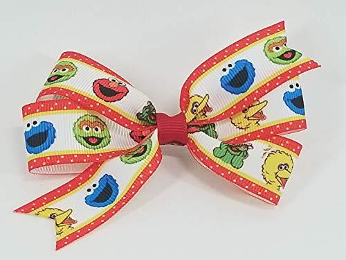 Sesame Street Hair Bow]()