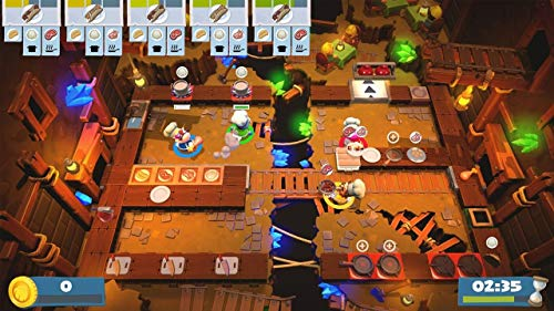 Overcooked! 2 - Too Many Cooks Pack - Nintendo Switch [Digital Code] by Team17 Digital Ltd (Image #3)