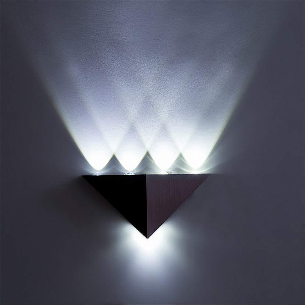 HighlifeS Modern/Contemporary Wall Sconces Light Wall Light Metal Shade Glass Decoration (B)