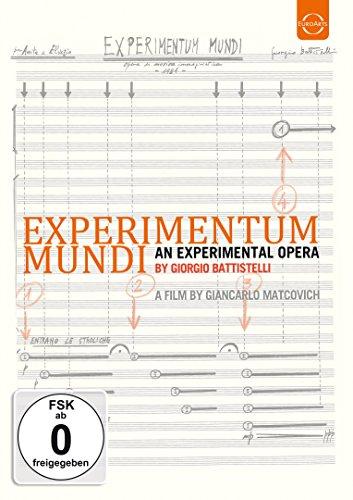 Giorgio Battistelli: Experimentum Mundi