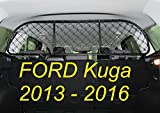 dog barrier ford escape - Dog Guard, Pet Barrier Net and Screen RDA65-M8 for FORD Escape (Kuga), car model produced from 2013 to 2016, for Luggage and Pets